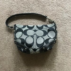 Coach Purse black
